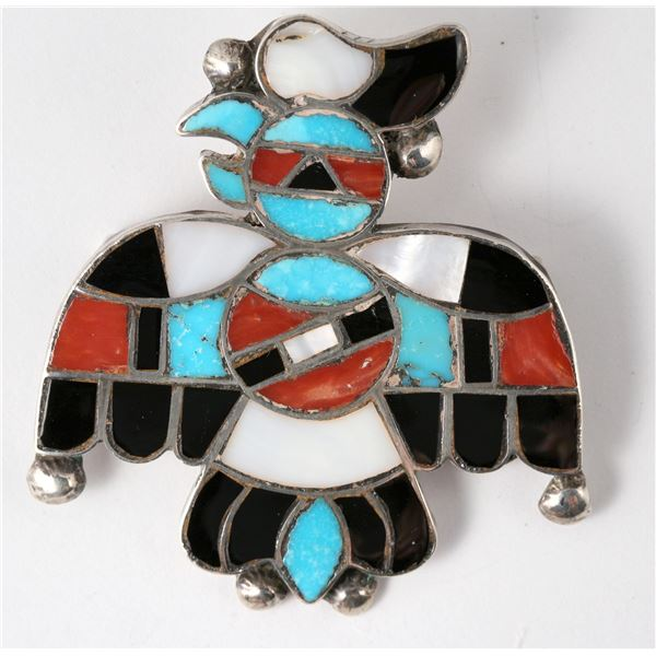 Homer Vacit Hopi Bird Pin  [137265]