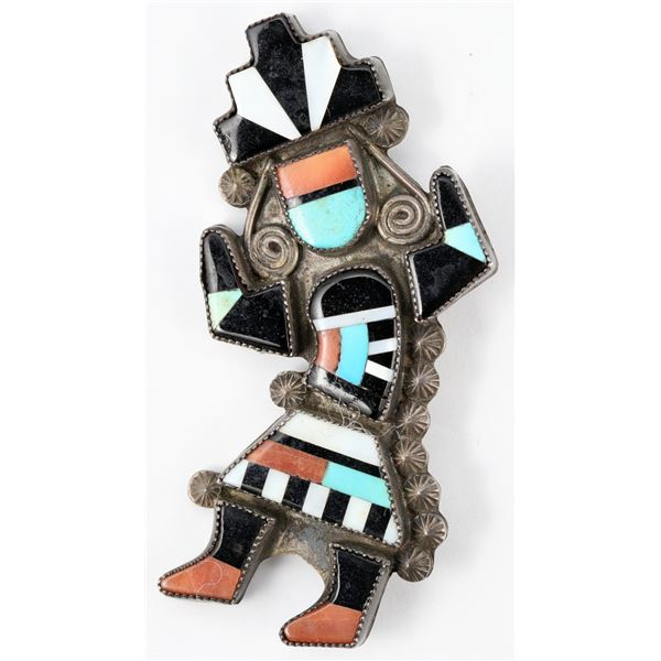 Leo Poblano Rainbow Man Pin  [137251]