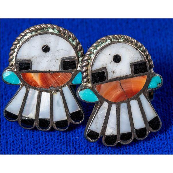 Myra Tucson Sunface Earrings  [137224]
