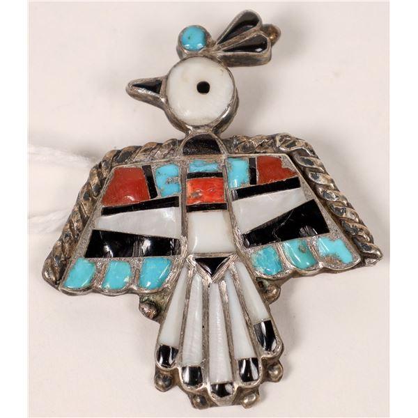 Peyote Bird Pin  [136972]