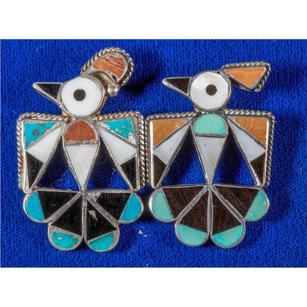 Two Zuni Birds  [137217]