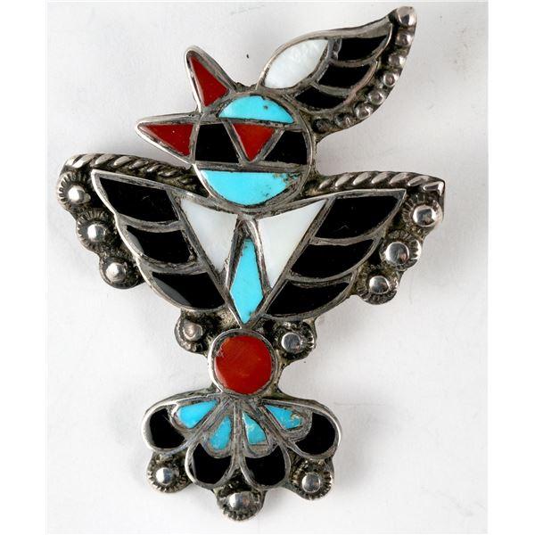 Zuni Bird (Firebird) Pin  [137145]