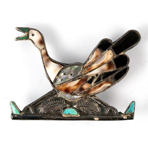 Zuni Duck/Goose Bolo  [137133]