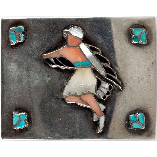 Zuni Eagle Dancer  [136576]