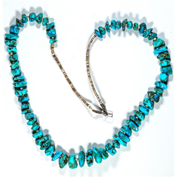 Classic Turquoise Necklace  [137695]