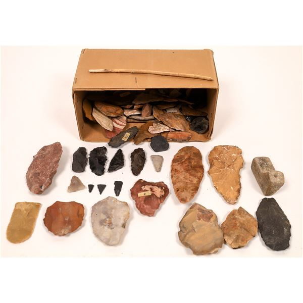 Great Basin Artifacts and Finds   [135006]