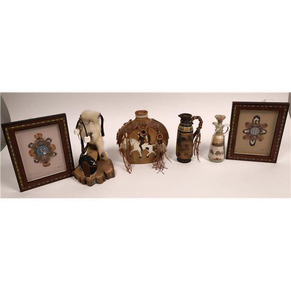 Native American Modern Collectibles (6)  [136747]