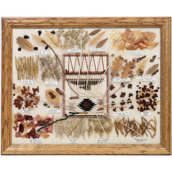Navajo Dye Chart  [135019]