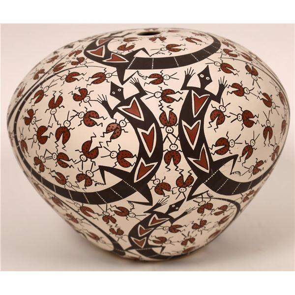Jolene Cerno Lizard Jar  [136927]