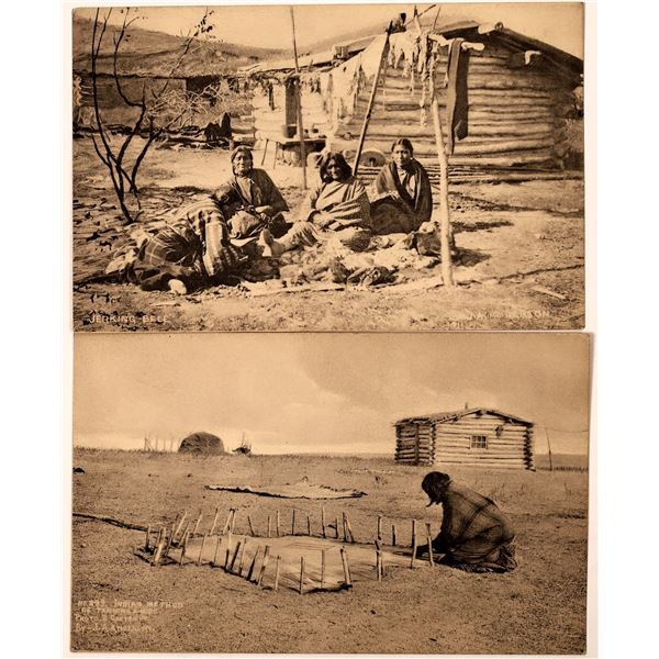 Native American Postcards by JA Anderson  [135754]