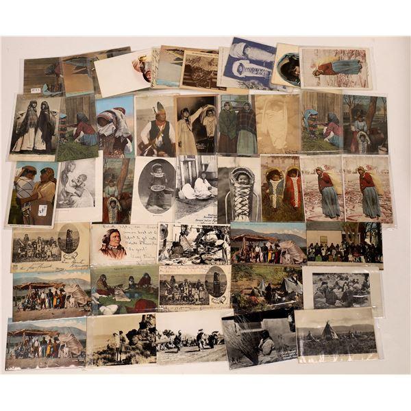 Nevada Native American Postcard Collection  [137584]