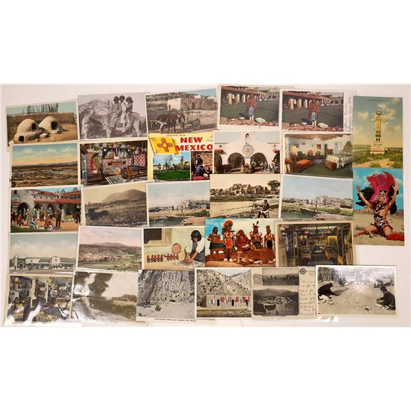 Native American New Mexico Postcards (28)  [138971]