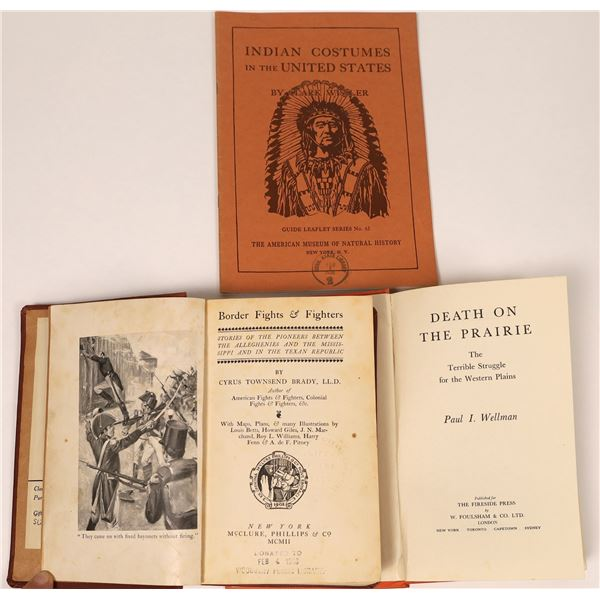 Books About American Indians  [135921]