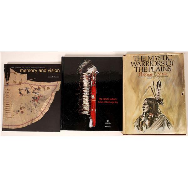 Plains Indians References  [136813]