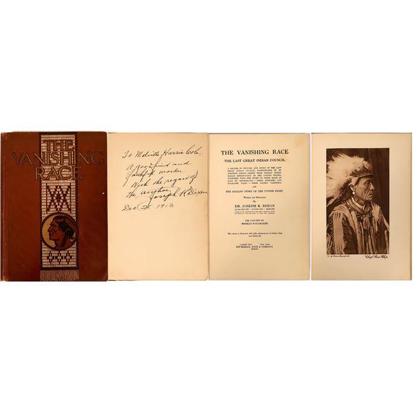 """The Vanishing Race"" by Dr. Joseph K. Dixon  [136809]"