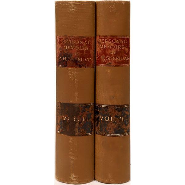 Autobiography of Civil War General P,H, Sheridan (2)  [136818]
