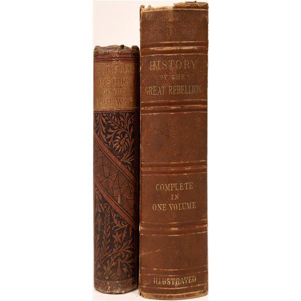 Civil War Book Pair (2)  [135855]