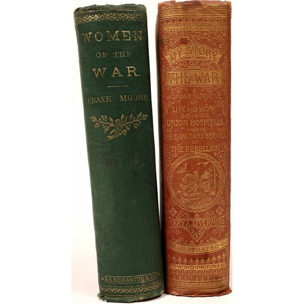 The Civil War through the Eyes of Women (2)  [136802]