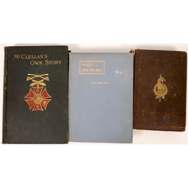 Three Civil War General Biographies  [136815]