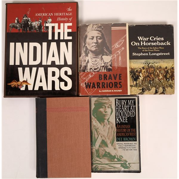 American Indian Wars Reference Group (5 Volumes)  [136723]