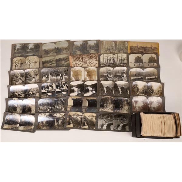 Spanish American War Stereo Cards  [136918]