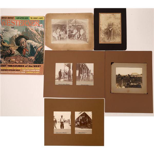 Spanish-American War Photograph Collection  [134214]