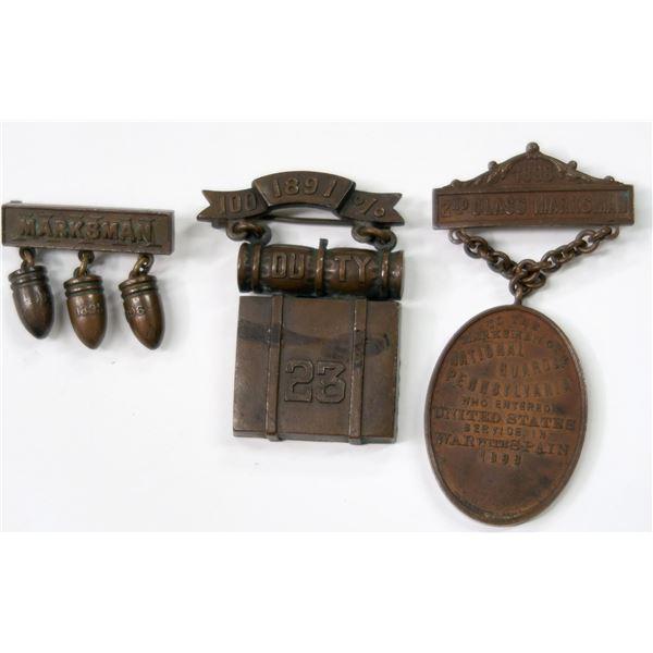 Spanish-American War Service Medals  [137725]