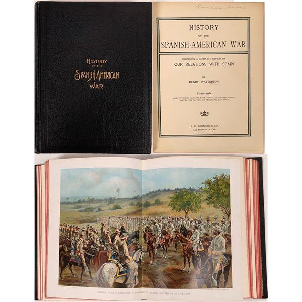 History of the Spanish American War  [137427]