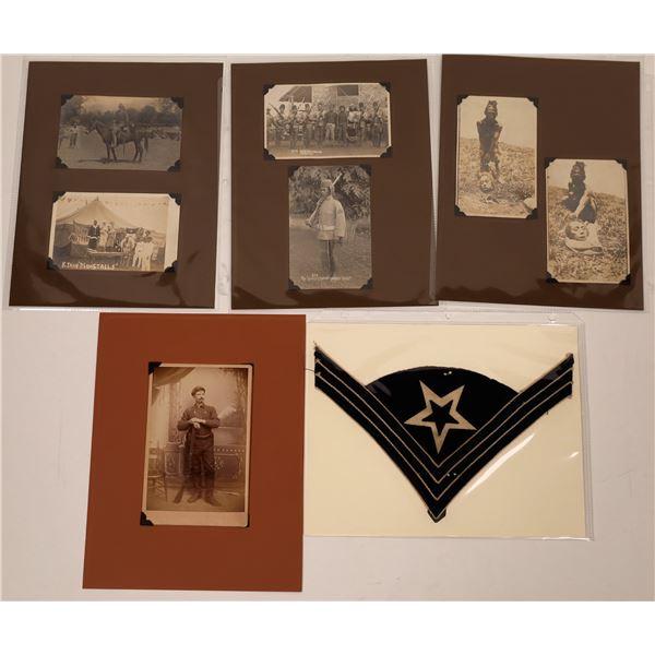 Moro Rebellion, Philippine–American War, Real Photo Postcard Collection  [134216]