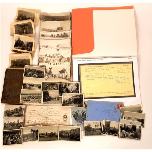 World War One Soldier's Archive  [135924]