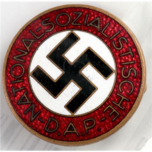 Nazi Party Pin Back  [136884]