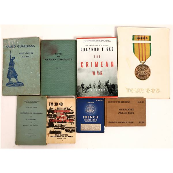 Foreign Military Guides (8)  [131858]