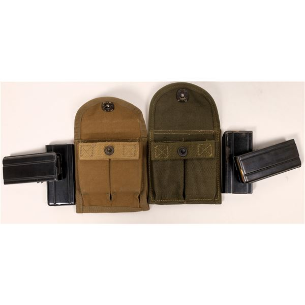 WW2 M1 Carbine Magazines with live Rounds  [135992]
