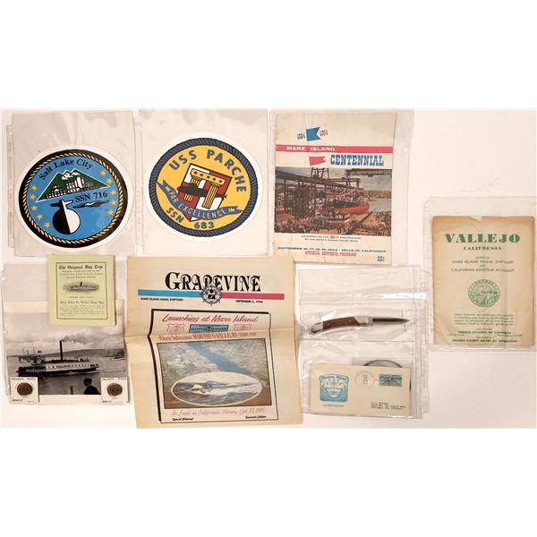 Mare Island Naval Shipyard Collection  [135235]