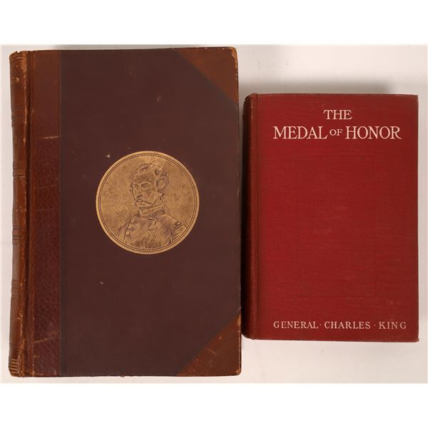 The Medal of Honor by Gen. King, and The Volunteer Soldier of America by Logan  [137733]