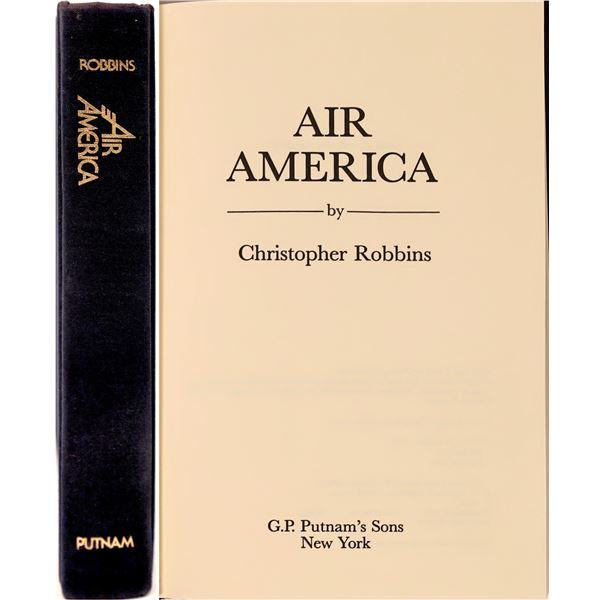 Air America by Christopher Robbins  [137527]