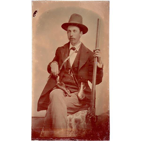 Shotgun Tintype  [135125]