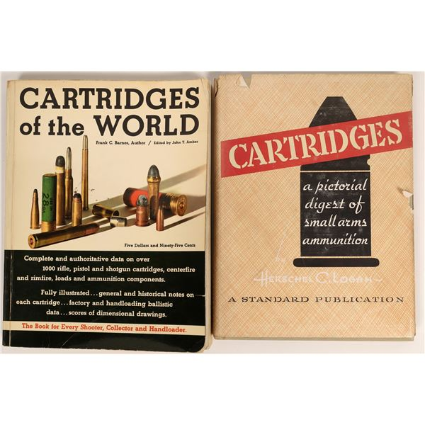 Cartridges of Small Arms Ammunition and Cartridges of the World  [136131]