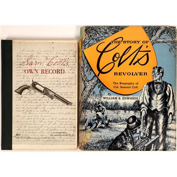 Colt Revolvers in print  [135658]