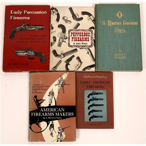 Early American Firearms Makers   [135655]