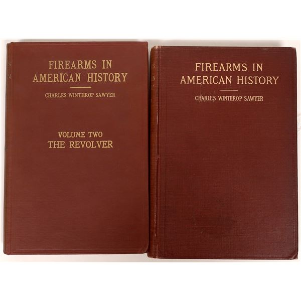 Firearms in American History Vol. 1, 2 by Charles Winthrop Sawyer  [135654]