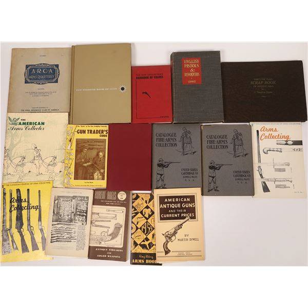 Gun Collecting Reference Books  [137516]