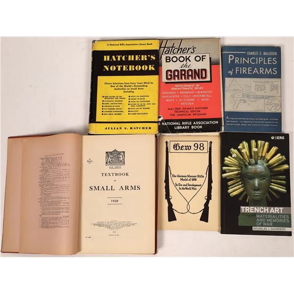 Hatcher's Notebook, Principles of Firearms, Book of the Garand by Hatcher  [137523]