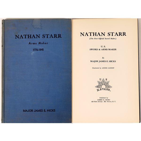 Nathan Starr Arms Maker by Major James Hicks  [135652]