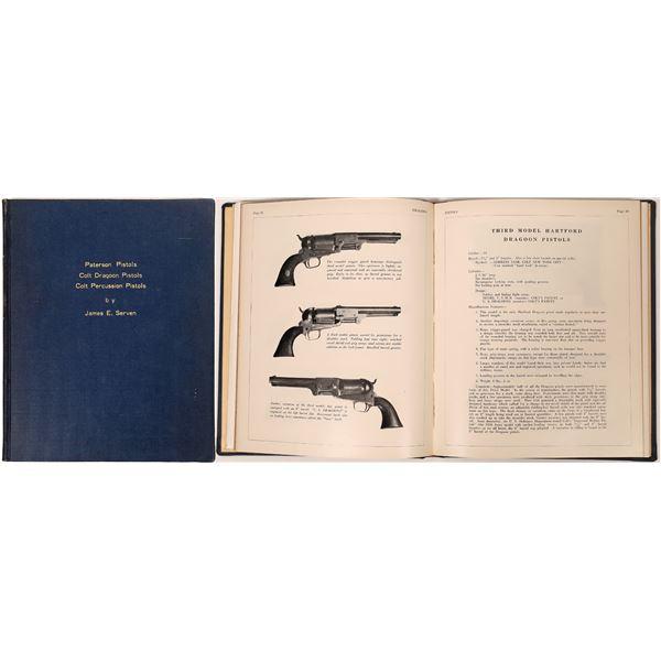 Paterson Pistols Colt Dragoon Pistols Colt Percussion Pistols by Serven  [136137]