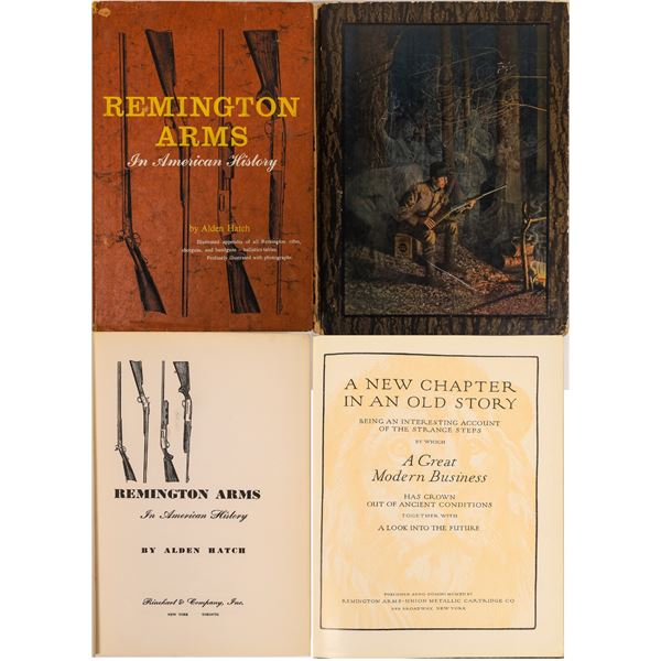Remington Arms An American History by Hatch and Remington A New Chapter   [137513]