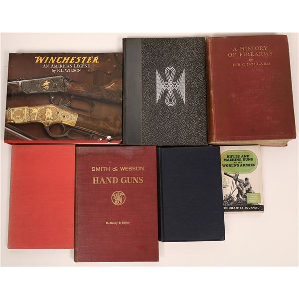 Sporting Rifles and Rifle Shooting and Gunsmithing books  [135653]