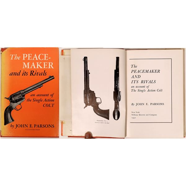 The Peacemaker and its Rivals by Parsons  [137511]