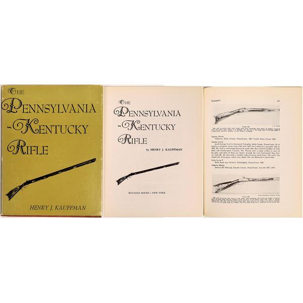 The Pennsylvania-Kentucky Rifle by Henry Kauffman  [136133]