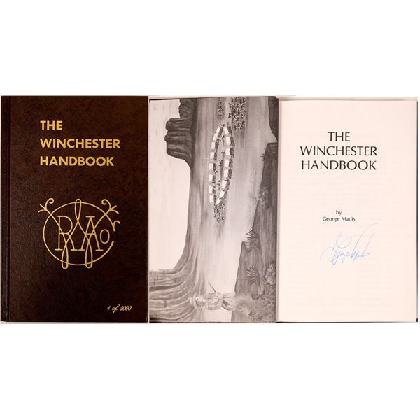 The Winchester Handbook by George Madis  [137510]